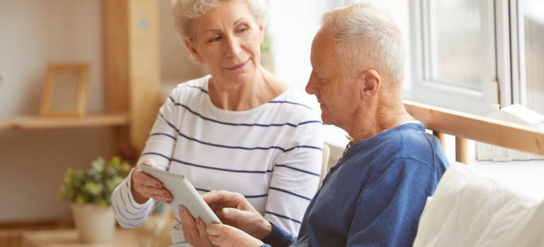 Digitale Pflege-Gesundheits-Apps
