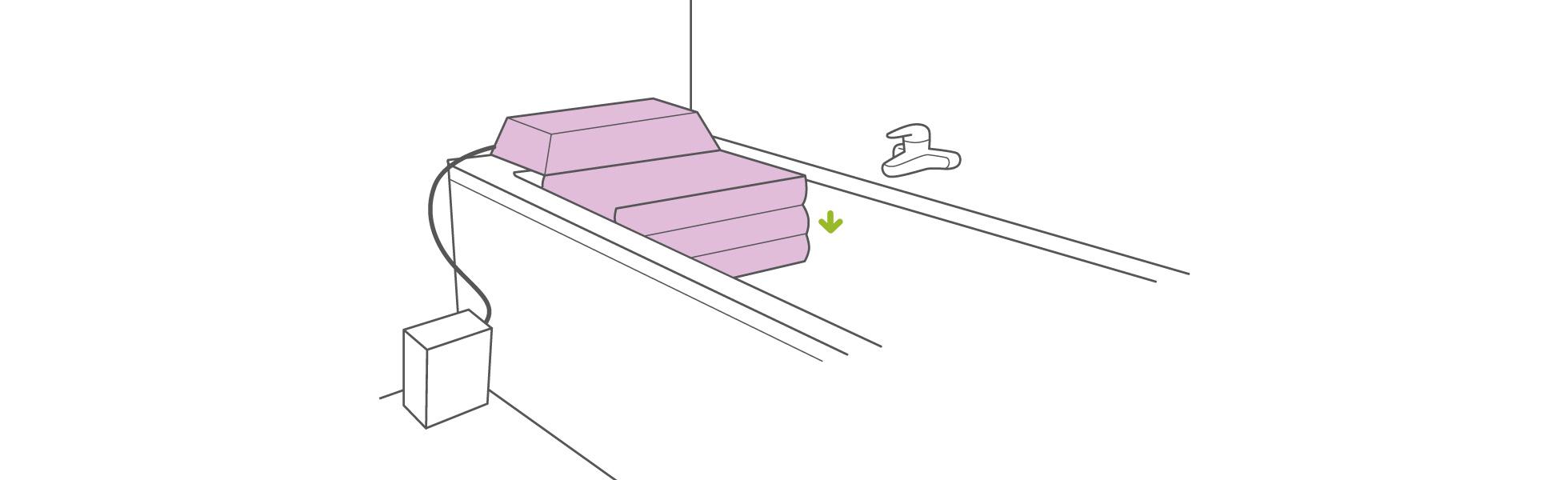 Badewannensitz Für Senioren Der Badehocker Badestuhl Im Alter
