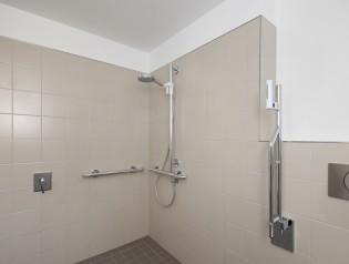 Behindertengerechte Dusche » Barrierefreie Dusche | Pflege.de