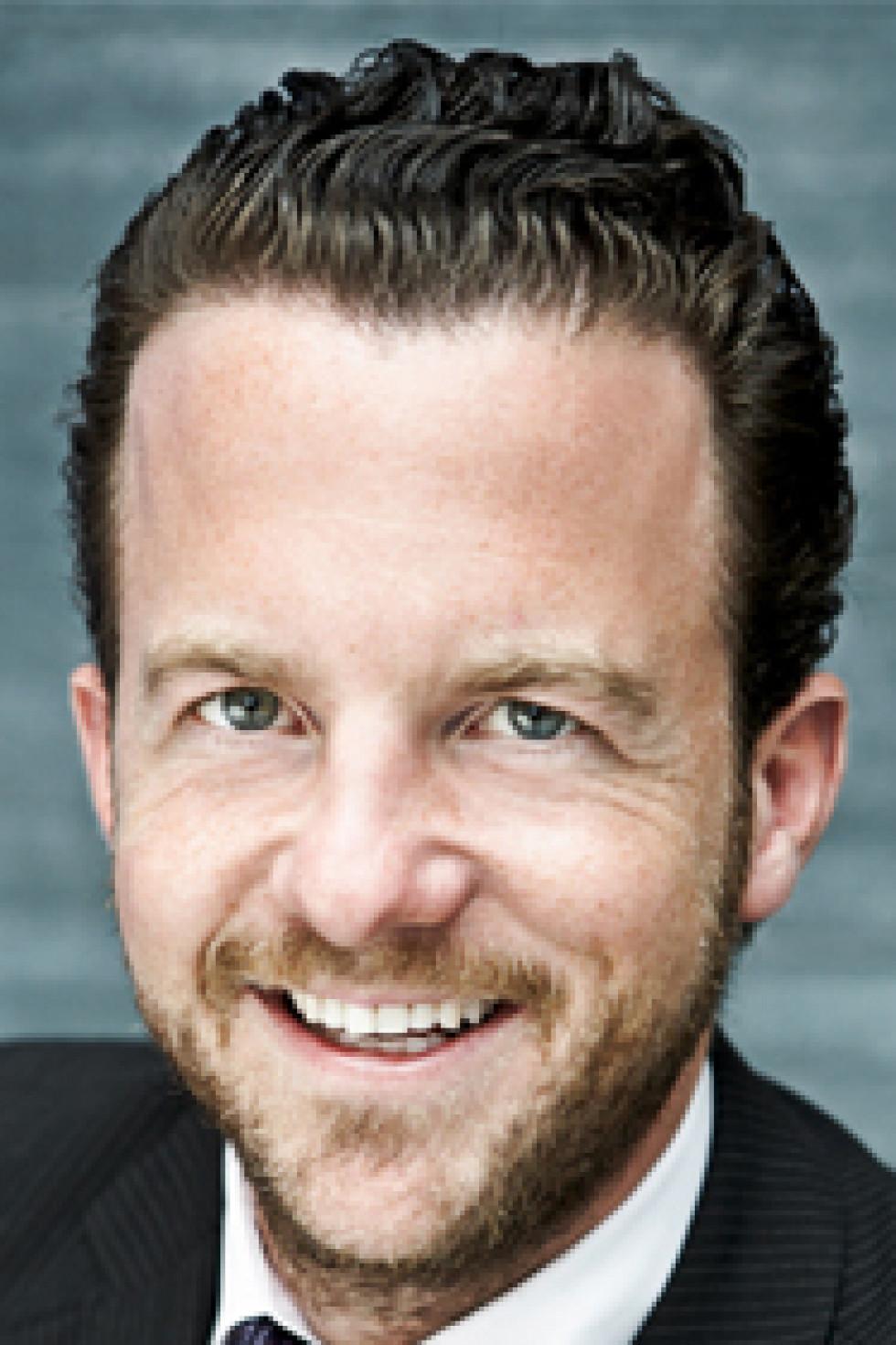 Dr. Benedikt Zacher - Gründer und Geschäftsführer von pflege.de