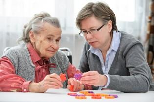 Betreuung durch ausländische Pflegekraft