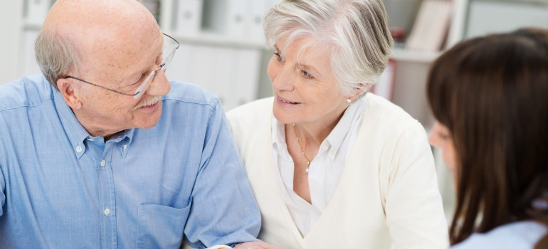 Betreuungs- und Heimvertrag