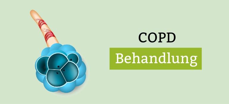 COPD Therapie / Behandlung
