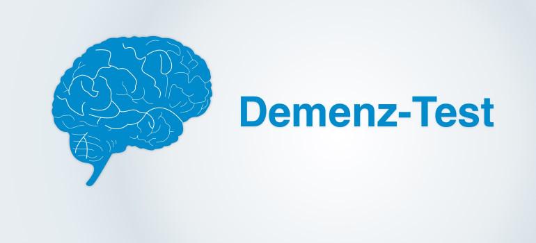 Demenz Test Übersicht
