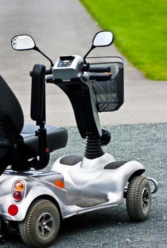 Elektromobil / Seniorenmobil
