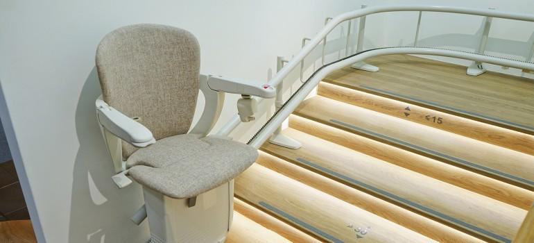 Gebrauchte Treppenlifte