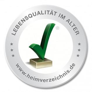 Grüner Haken Logo
