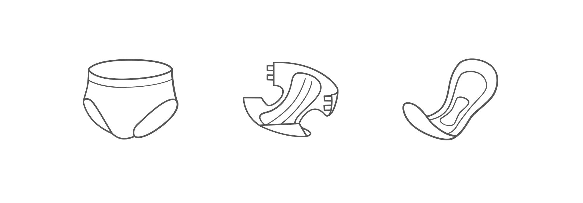 Inkontinenzmaterial » Artikel / Produkte / Versorgung