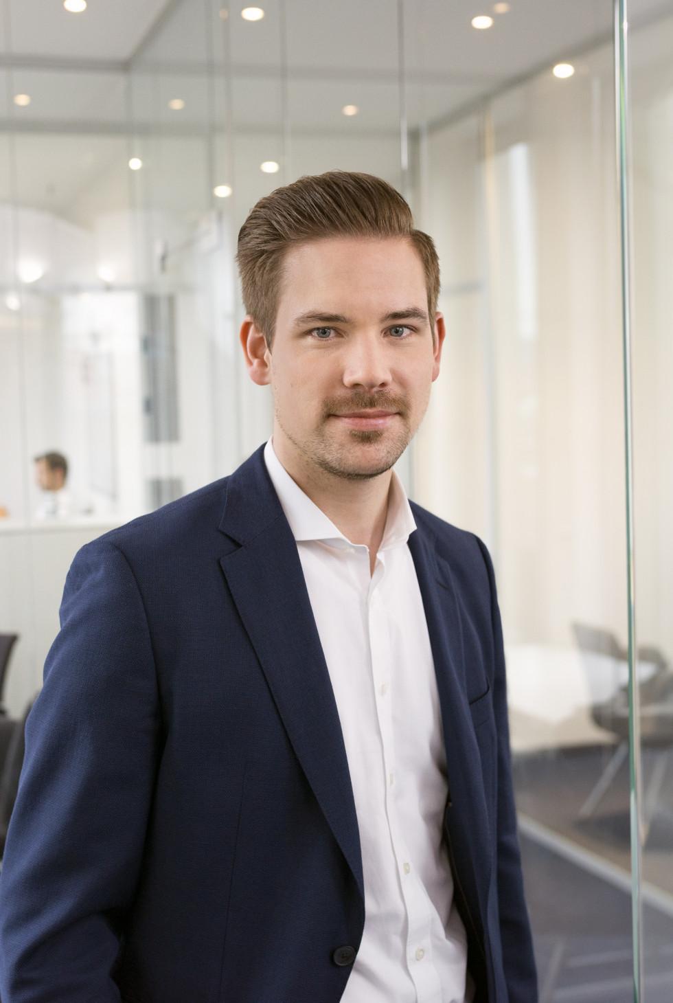 Lars Kilchert, Gründer und Geschäftsführer von pflege.de