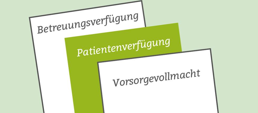 patientenverfgung tipps und hilfreiche infos - Betreuungsvollmacht Muster