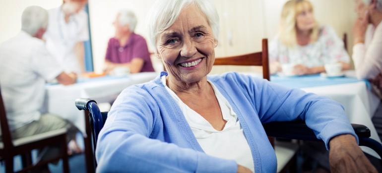 Pflegeeinrichtungen und Senioreneinrichtungen in Deutschland