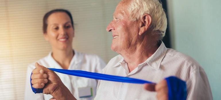 Seniorensport - Fit im Alter bleiben