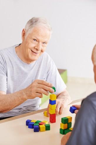 Spiele für Demenzkranke