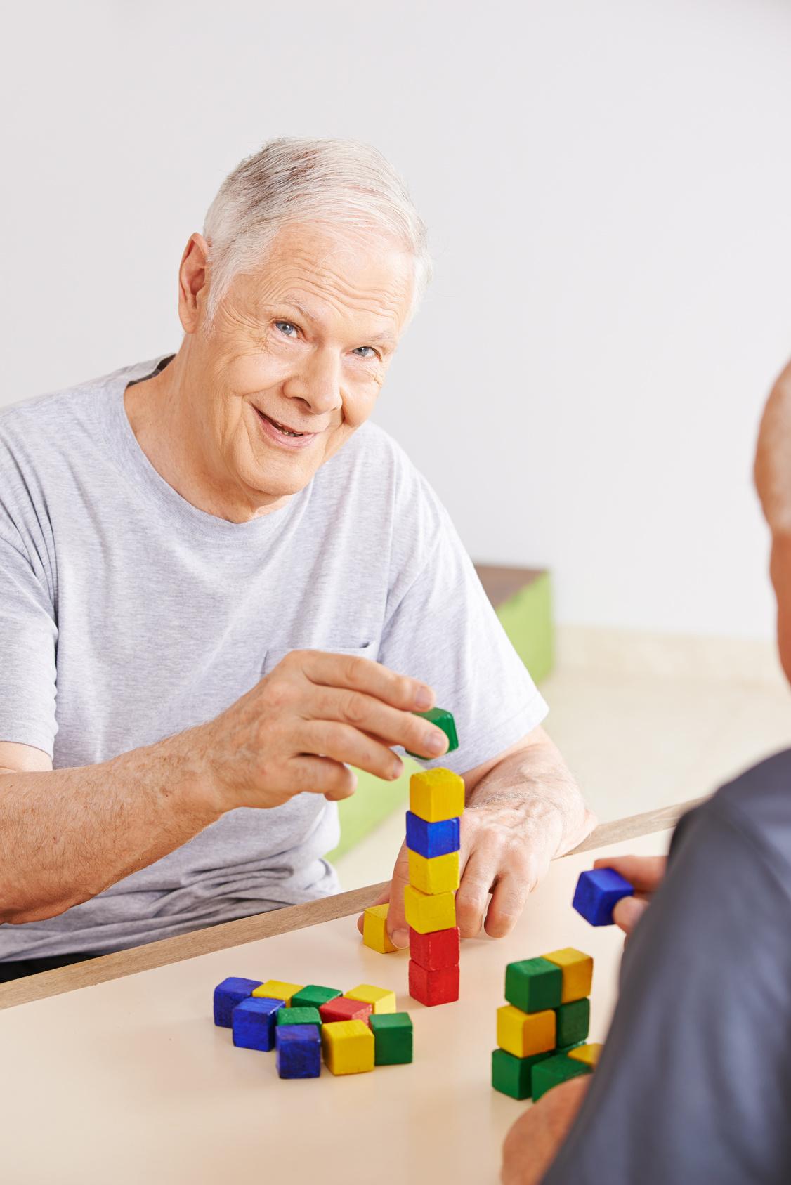 Spiele & Beschäftigung » Für Demenzkranke / bei Demenz