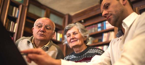 Umfrage digitale Pflege