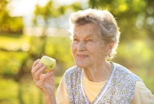 Vitamine im Alter