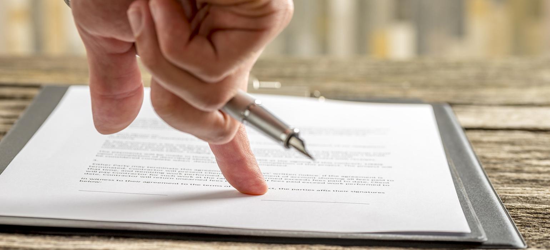 Vollmachten Verfügungen überblick Korrektes Schreiben