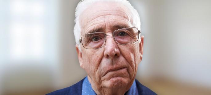Alter ist Risiko für Schlaganfall Interview