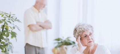 Aggressionen bei Demenz