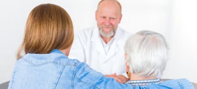 Krankheiten im Alter Übersicht