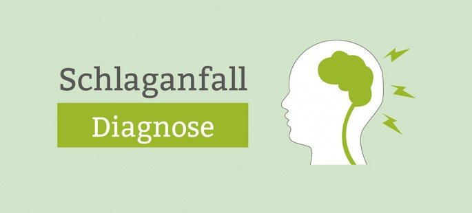 Schlaganfall Diagnose
