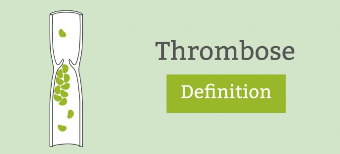 Thrombose Definition